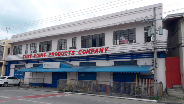 Iloilo City Cultural Heritage: East Point Products Company