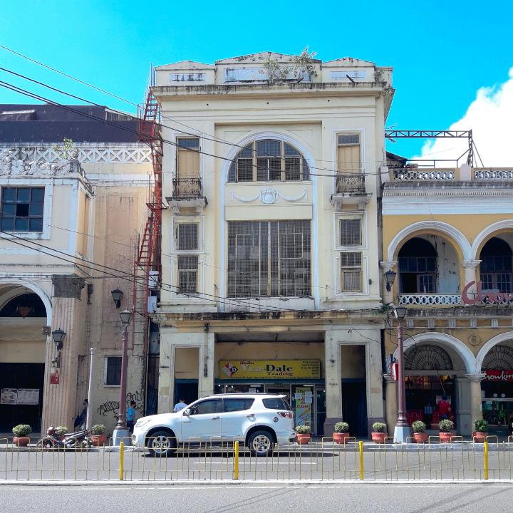 Iloilo Central Trading Building Iloilo