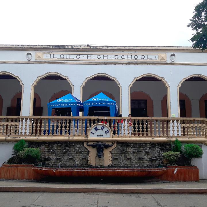 Iloilo National High School Main Building