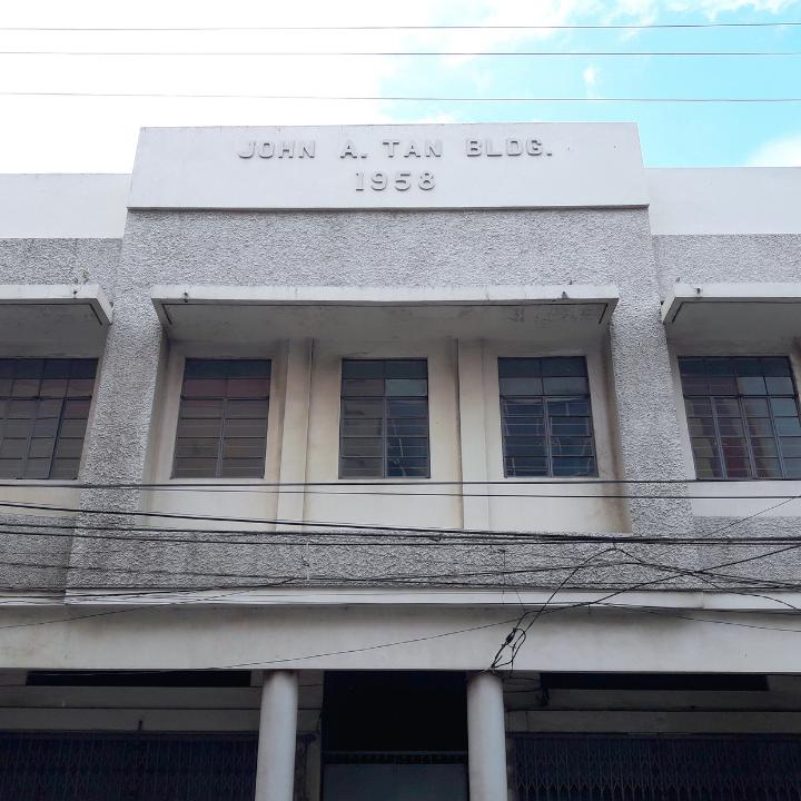 John A. Tan Building Iloilo