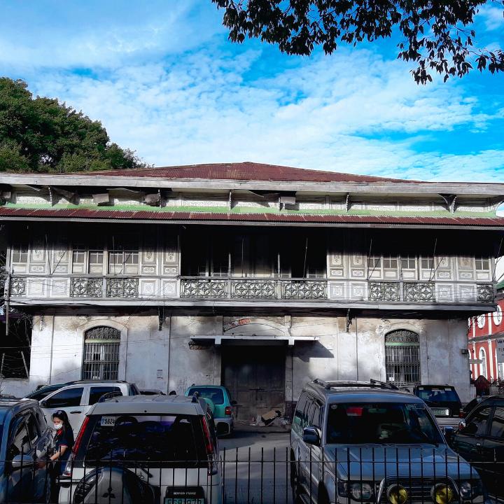 Lacson Ancestral House Iloilo
