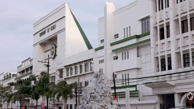 Iloilo City Cultural Heritage: Maria Clara Monument 01