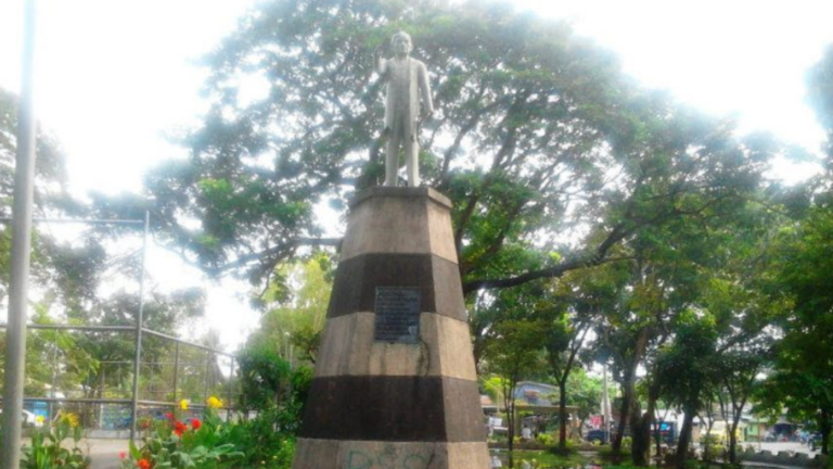 Iloilo City Cultural Heritage: McArthur Monument