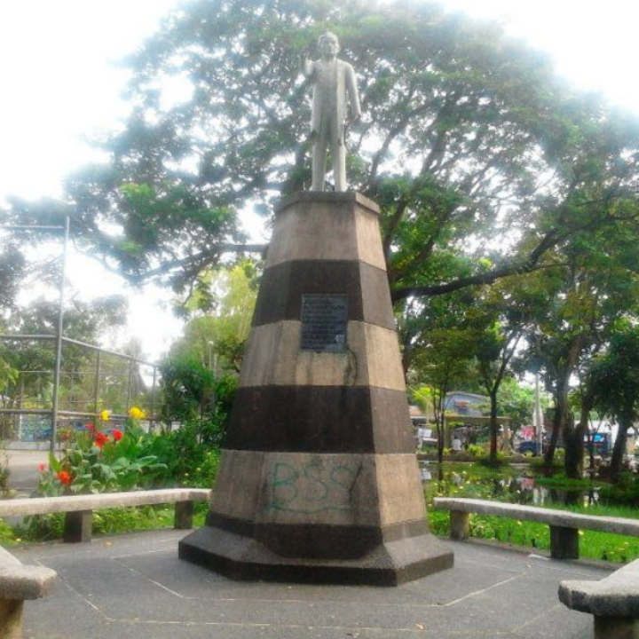 McArthur Monument