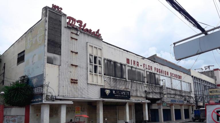 Iloilo City Cultural Heritage: Mira Florete Building