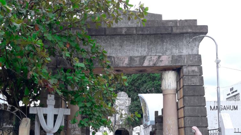 Iloilo City Cultural Heritage: Molo Cemetery Arch