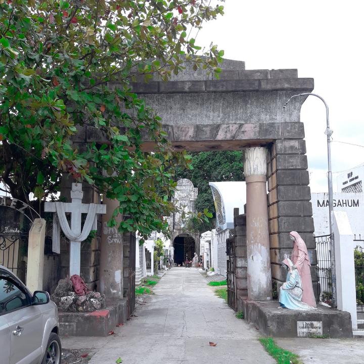 Molo Cemetary Arch Iloilo