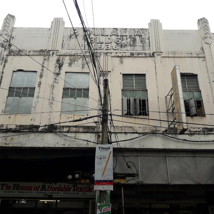 P Dulalia Building Iloilo