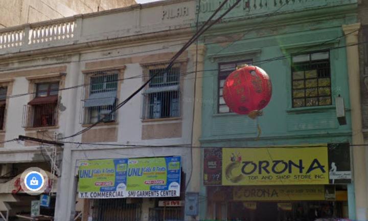 Iloilo City Cultural Heritage: Pilar Building
