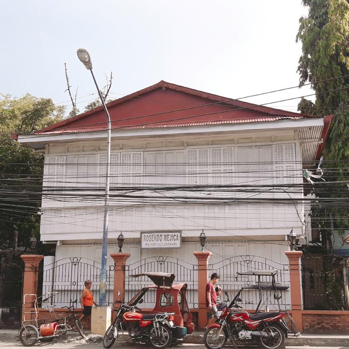 Rosendo Mejica House