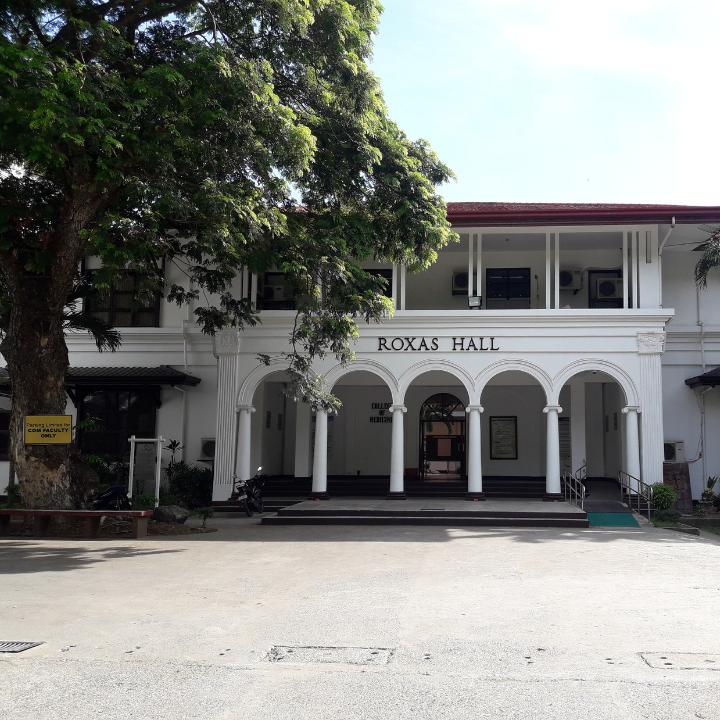 Roxas Hall WVSU