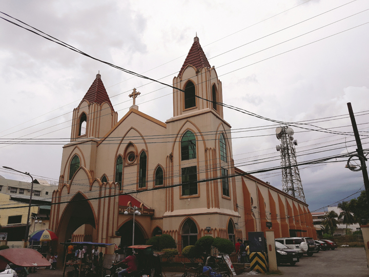 Santa Teresita Church Full