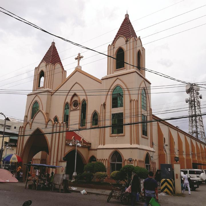 Santa Teresita Church