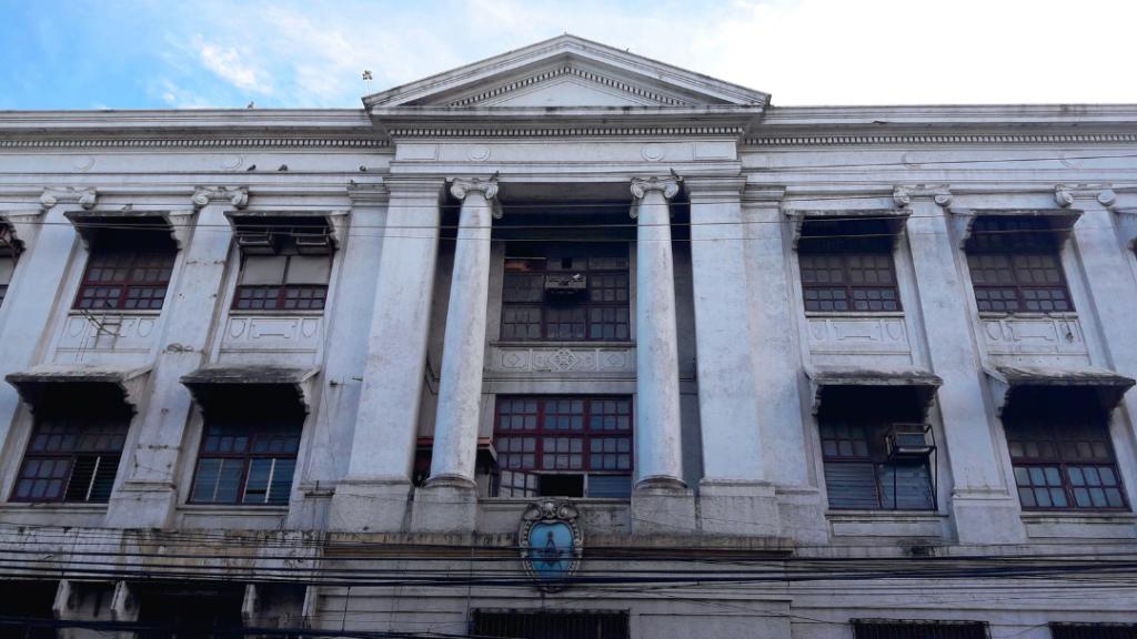 The Masonic Temple Iloilo