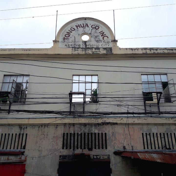 Tong Hua Co. Inc Building Iloilo