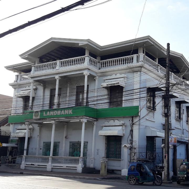 Y Biernas Building