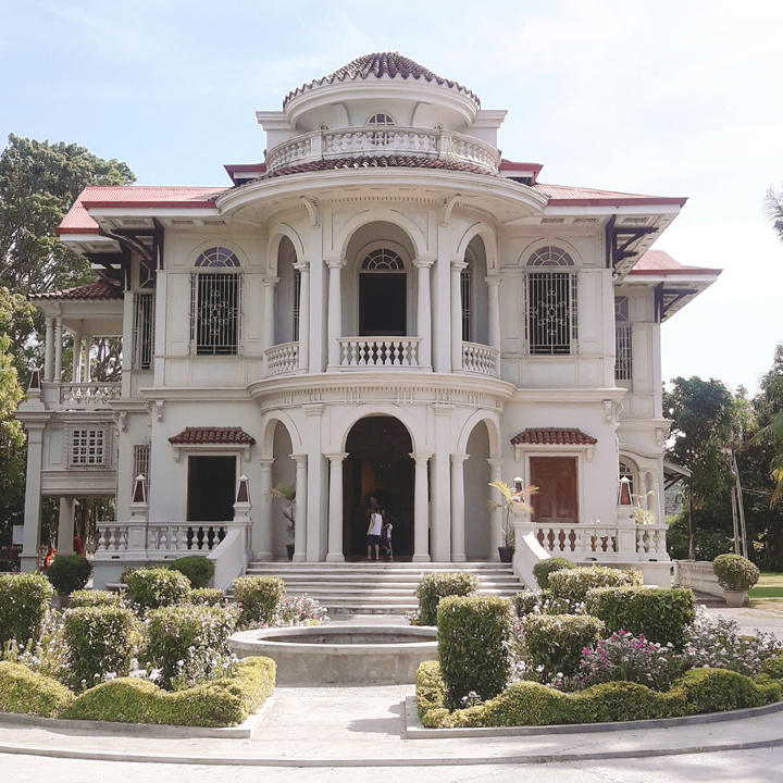 Yusay - Consing Mansion