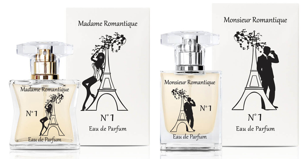 French Romantique Perfumes: A Touch of France in Your Skin