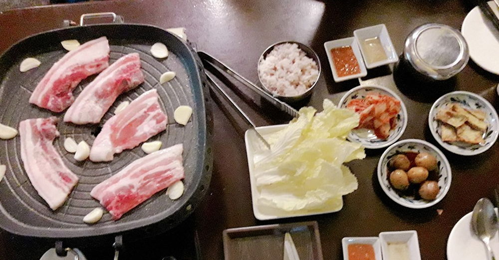 SSAM Korean Restaurant: Feast with Plenty of Hearty Dishes
