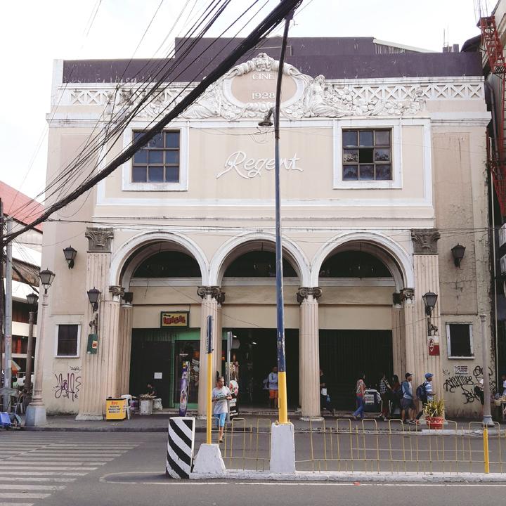 regent arcade building