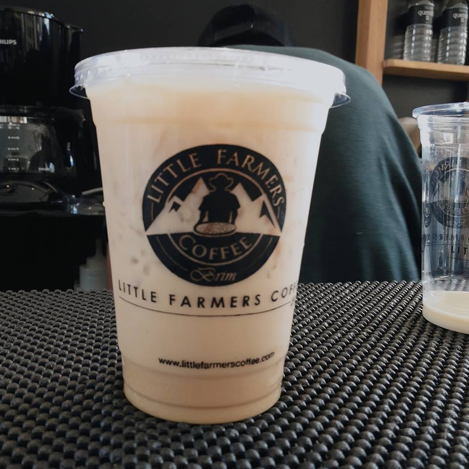 Little Farmers Coffee cold brew