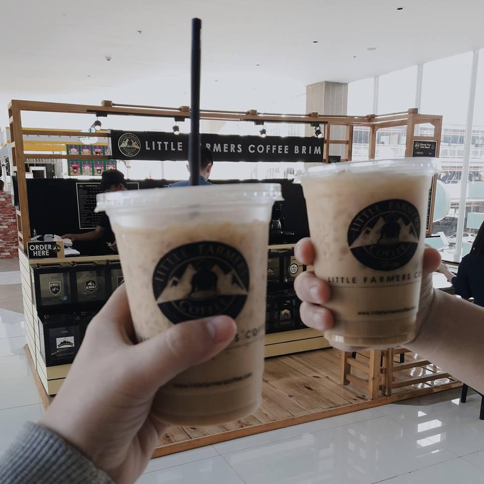 Little Farmers Coffee orders