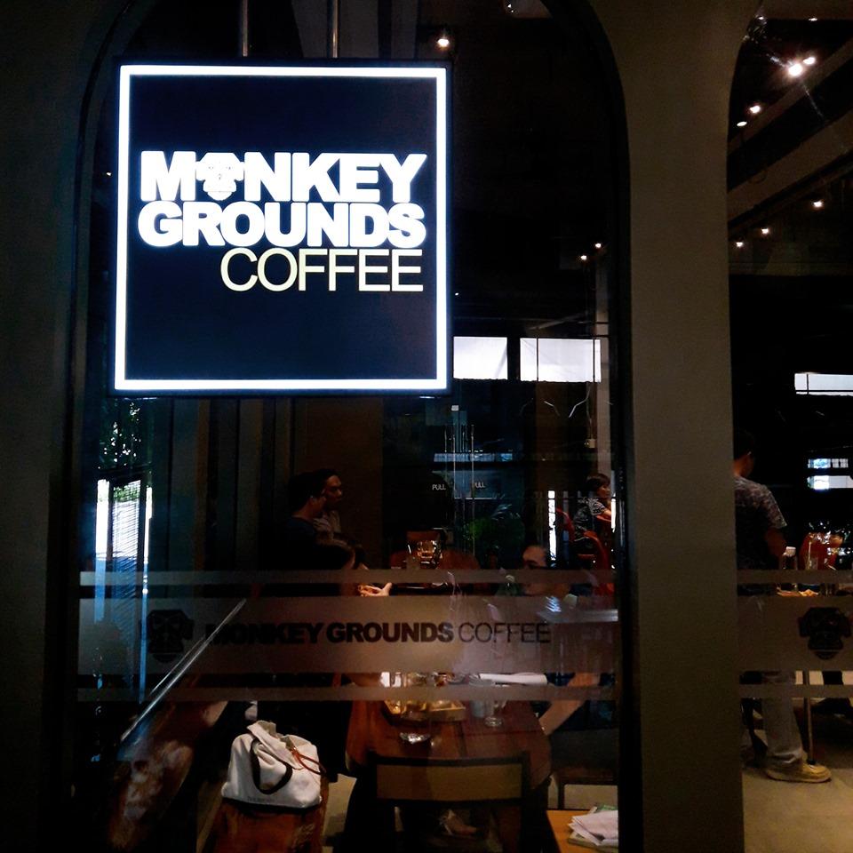 Monkey Grounds Coffee