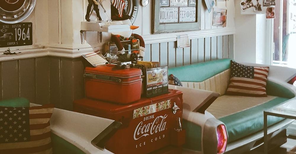 San Bernardino Vintage Cafe & Diner