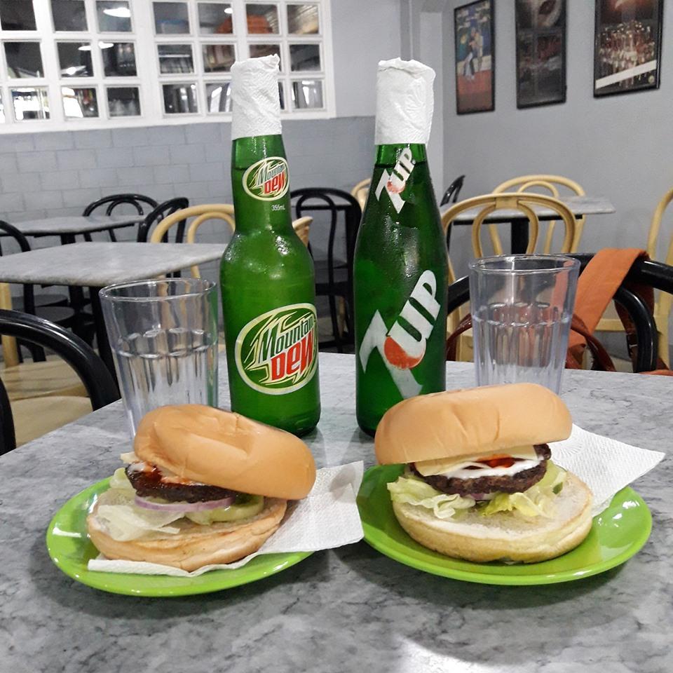 burger at glors