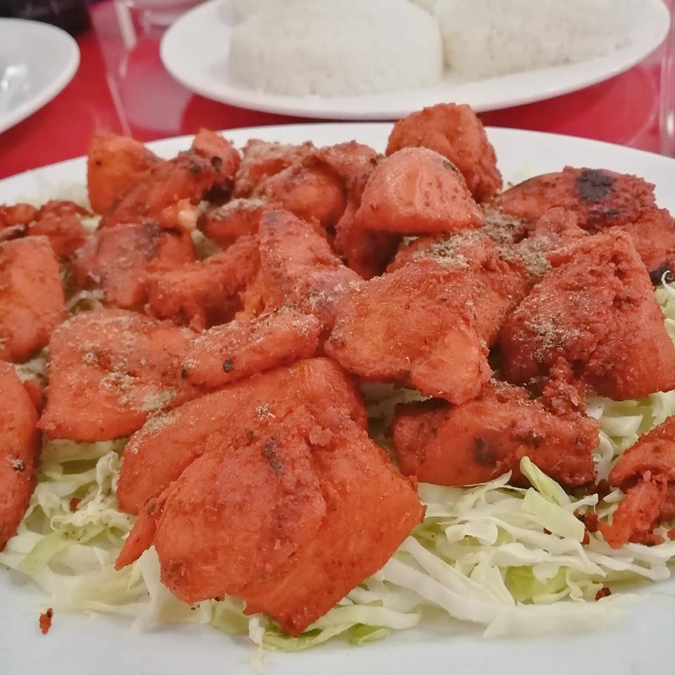 chicken FTI Indian Restaurant