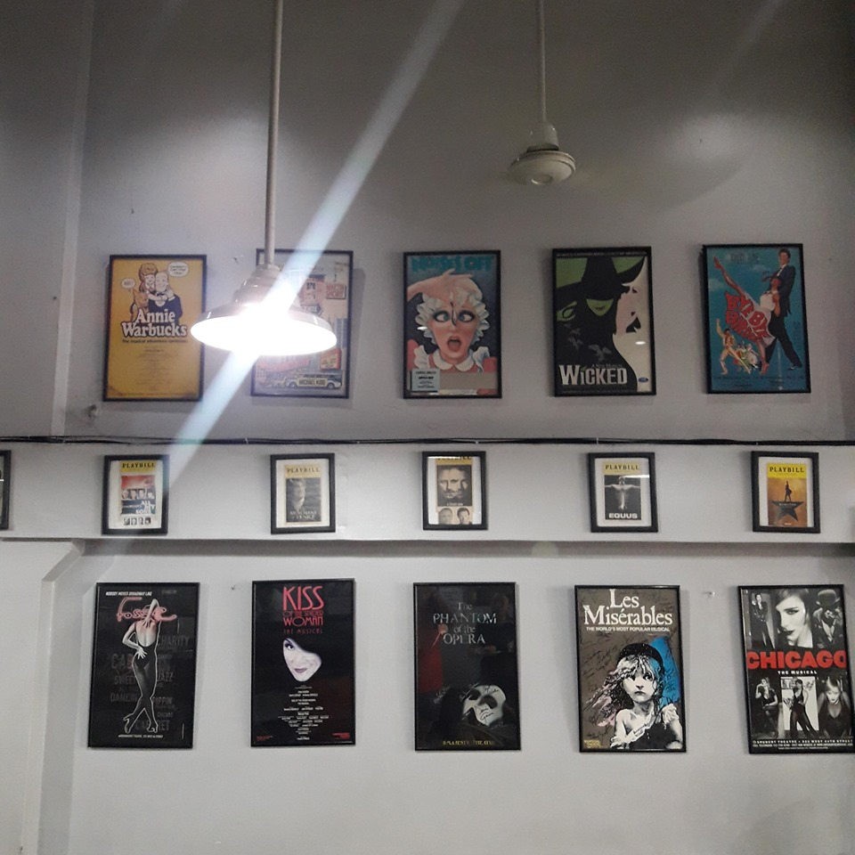 posters of broadway
