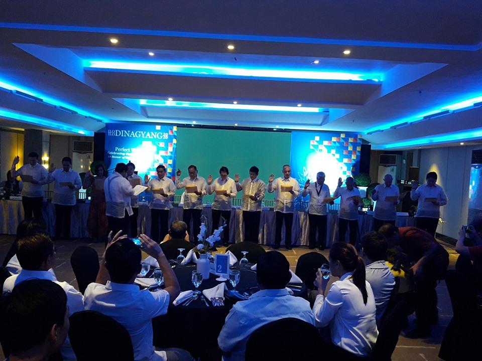 Iloilo Festivals Foundation Inc Officers