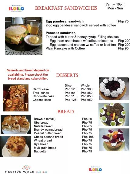 Nadej desserts