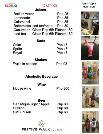 Nadej drinks