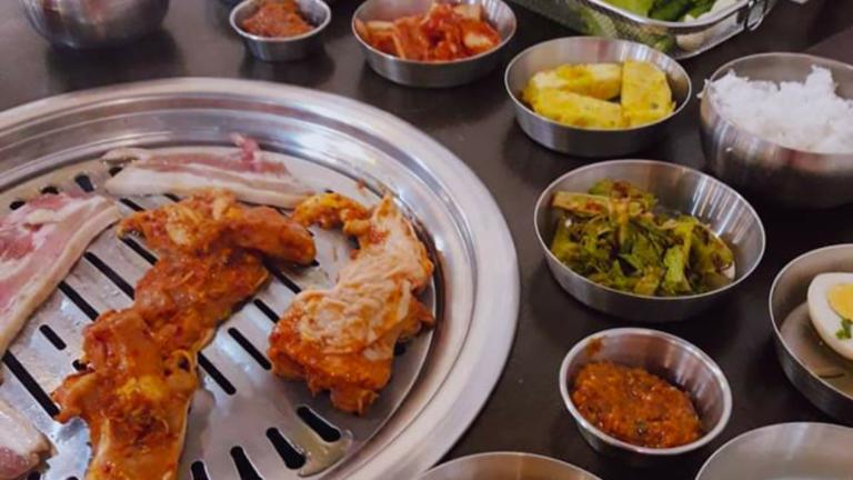 Bibimbaboy: Korean Barbecue