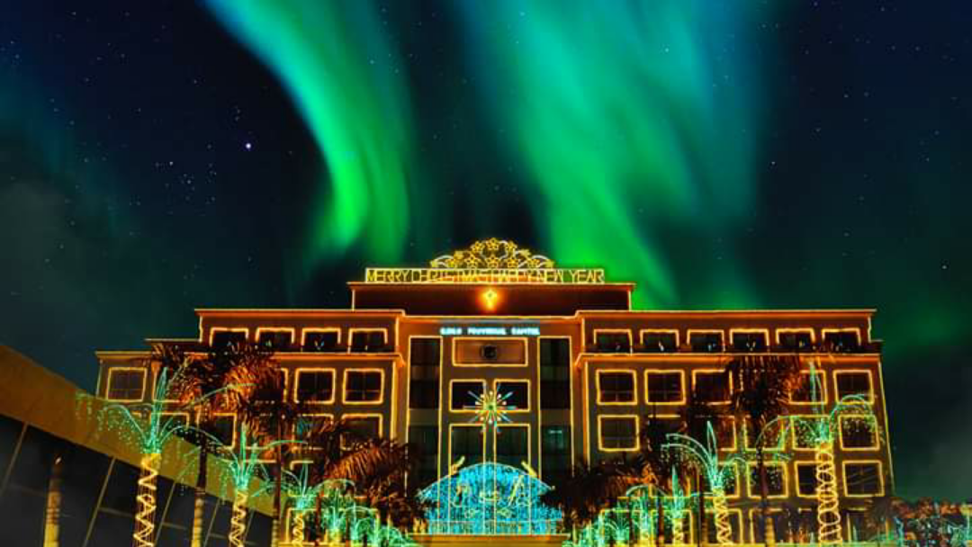 Reimagine Iloilo with Northern Lights (Click for More Pics)