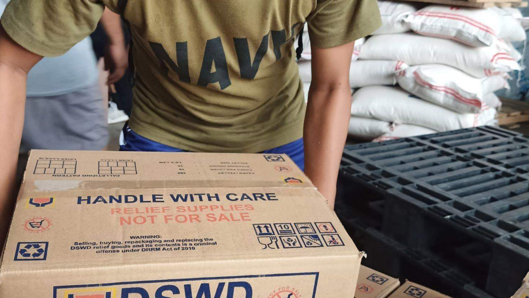 LGUs, DSWD6 Provide P700T Aid for Ursula-Affected Families