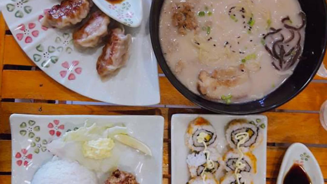 Jap Jap Jo Diner: In the Mood for Some Japanese