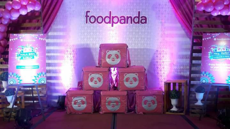 Foodpanda Launches Delivery Service