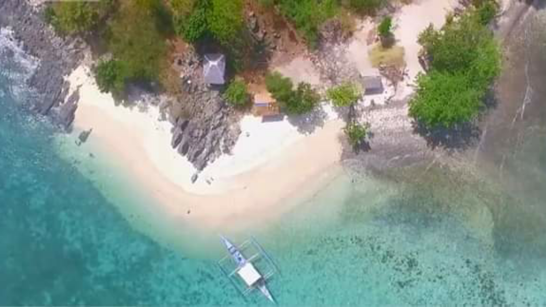 Bago Sipol Islet: A Place Filled with so Much Serenity