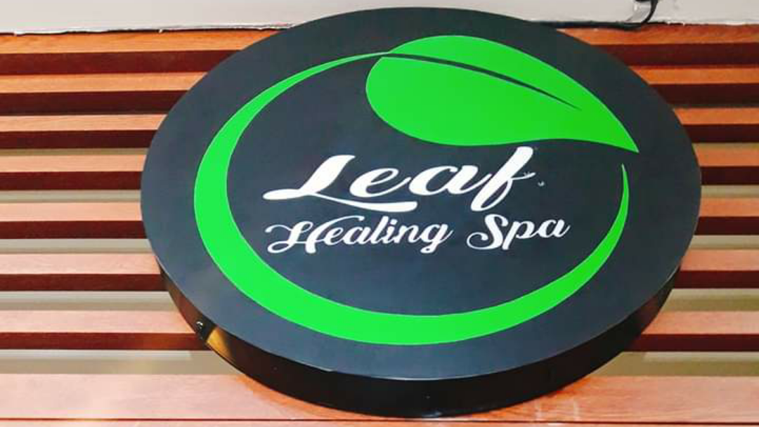 Leaf Healing Spa: Quick Break from a Busy City