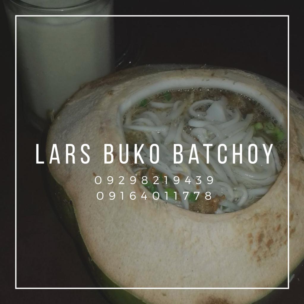 Lars Buko Batchoy
