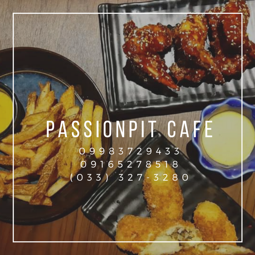Passion Pit Cafe