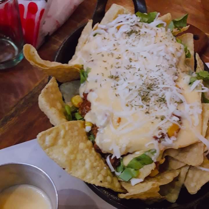 barn nachos