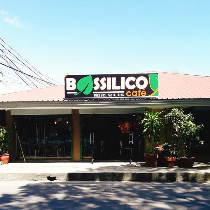 bassilico cafe facade