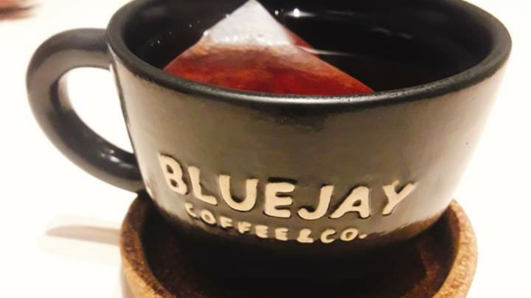 Bluejay: Smell of Coffee