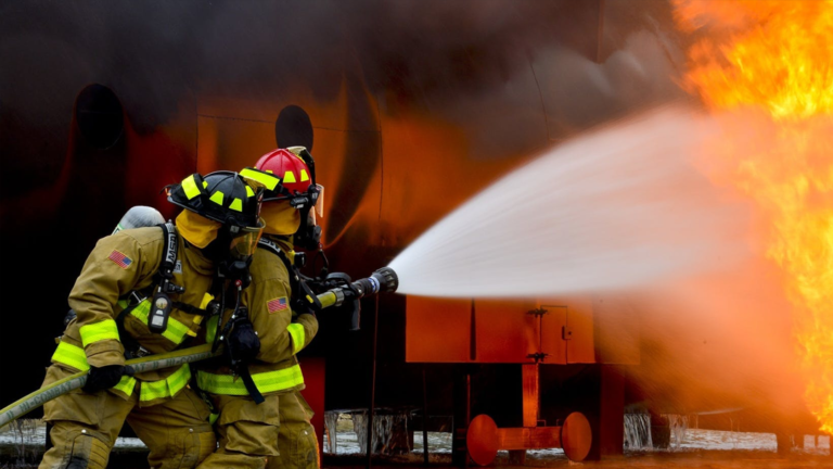March is Fire Prevention Month
