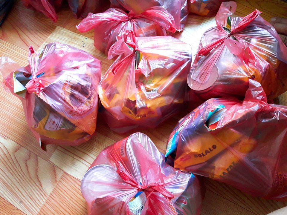 food packs relief