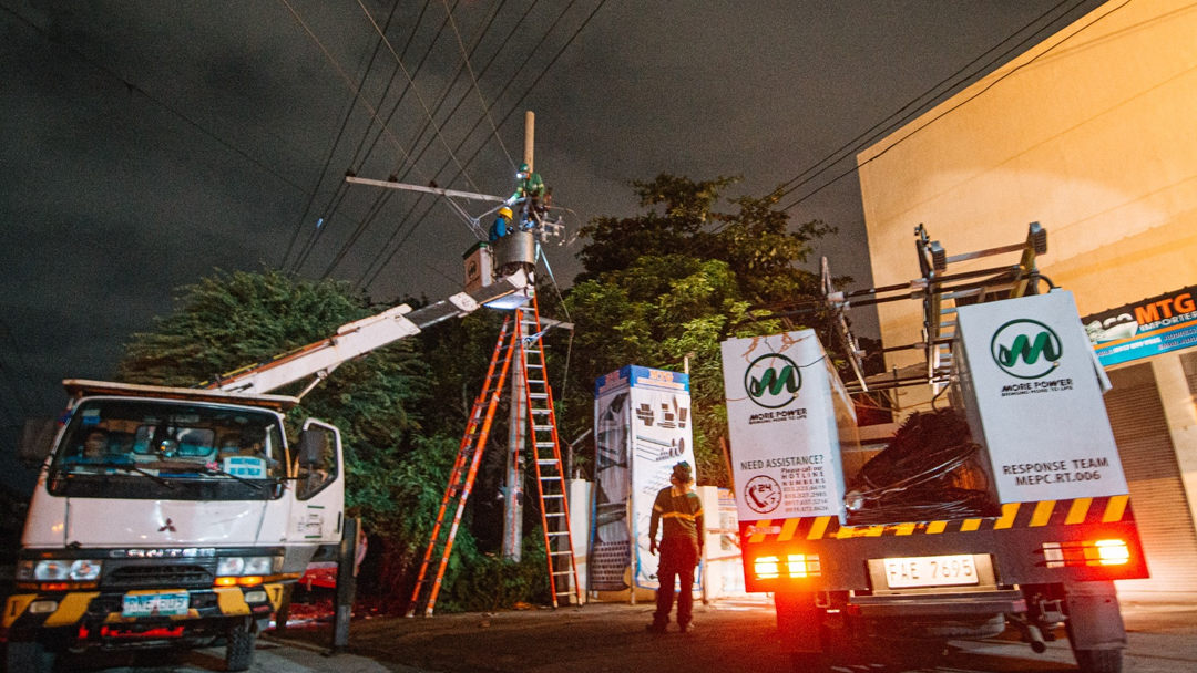 Business and Transport Groups in Iloilo Supports MORE Power