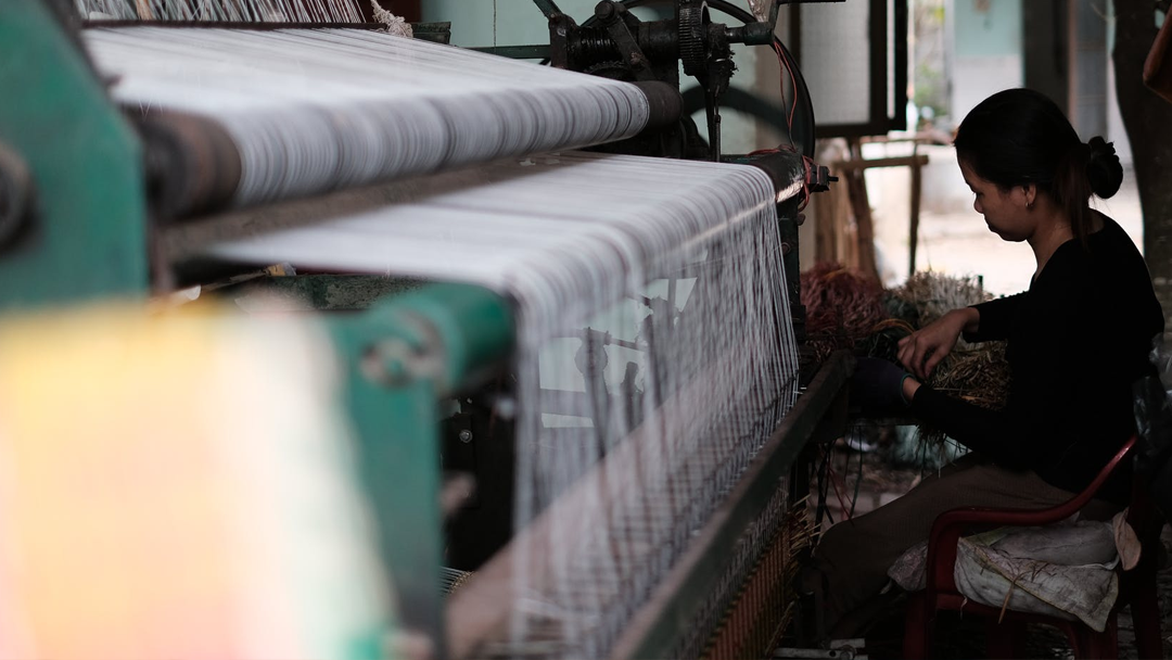 DTI Facility Eyed to Triple Monthly Production, Sales of Weavers